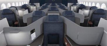 Klasa Biznes Lufthansy