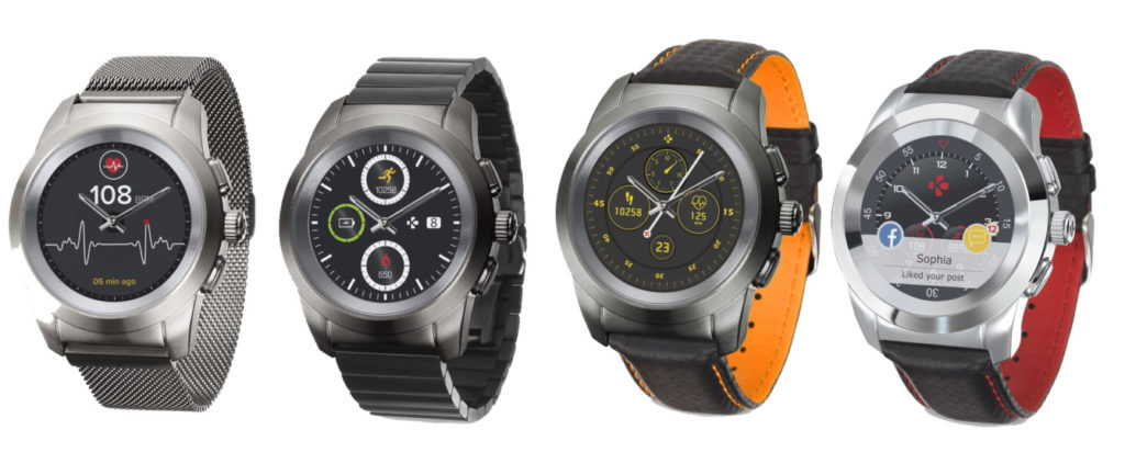 smartwatch hybrydowy