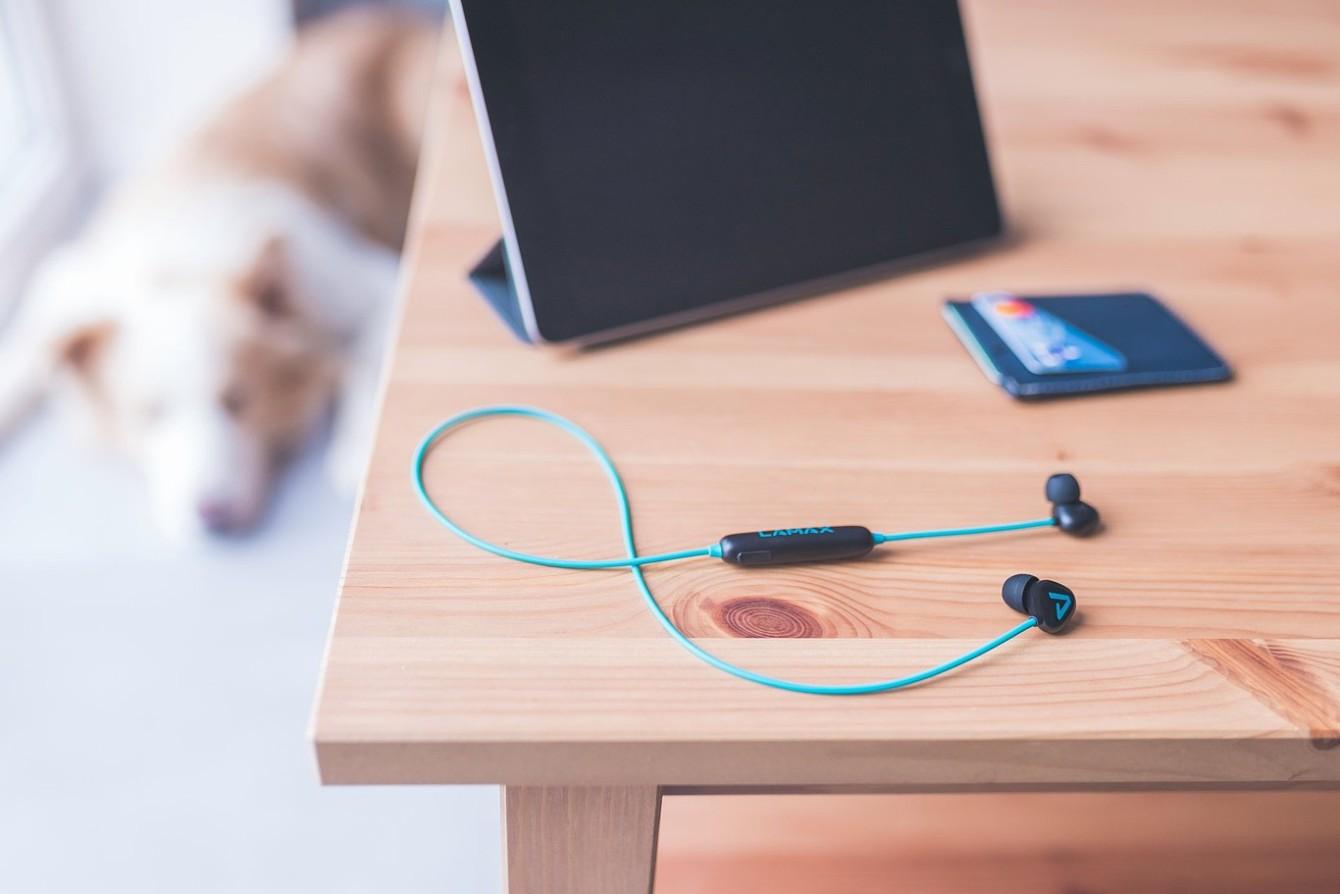 Słuchawki dla sportowców, czyli LAMAX Tips1