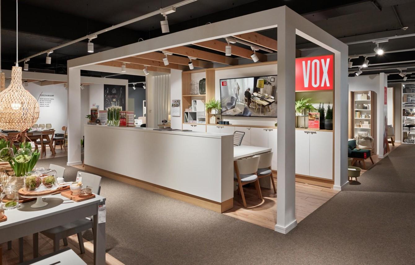 wirtualny salon VOX