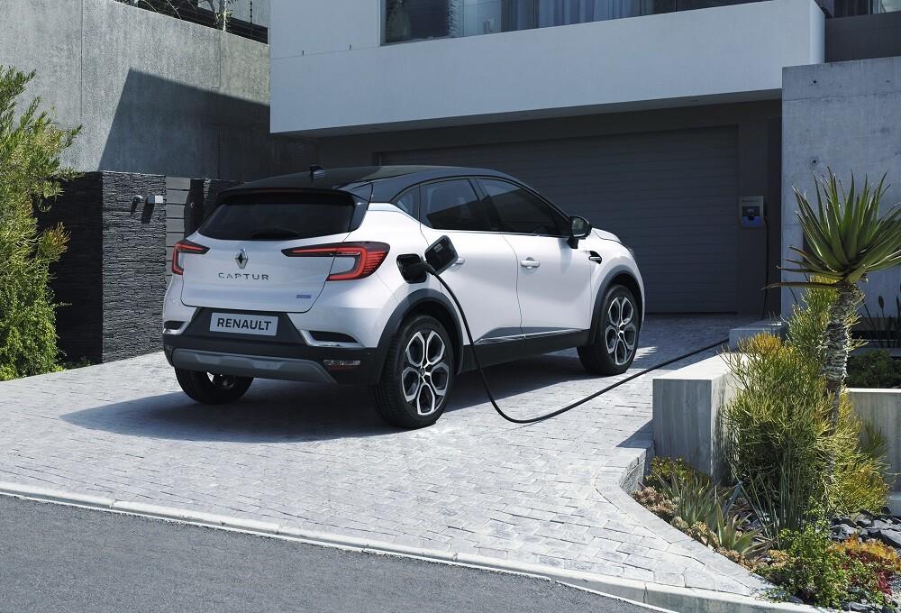 Renault Caprtur E-TECH Plug-in Hybrid